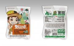 创意食品包装袋设计图