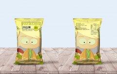 干果包装袋设计图
