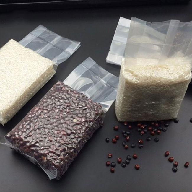 大米真空袋与大米编织袋有什么区别