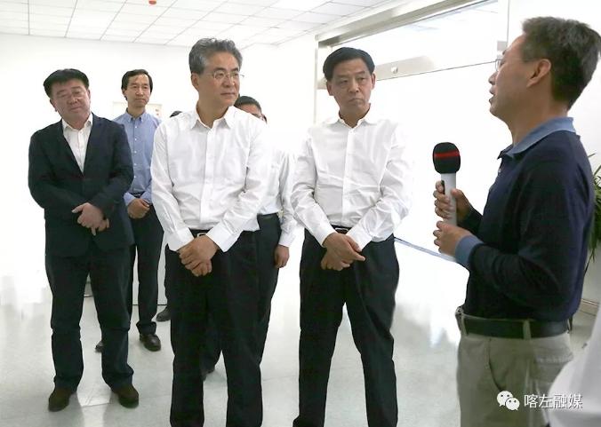 辽宁省委第十二督导督查组到喀左督导督查工作