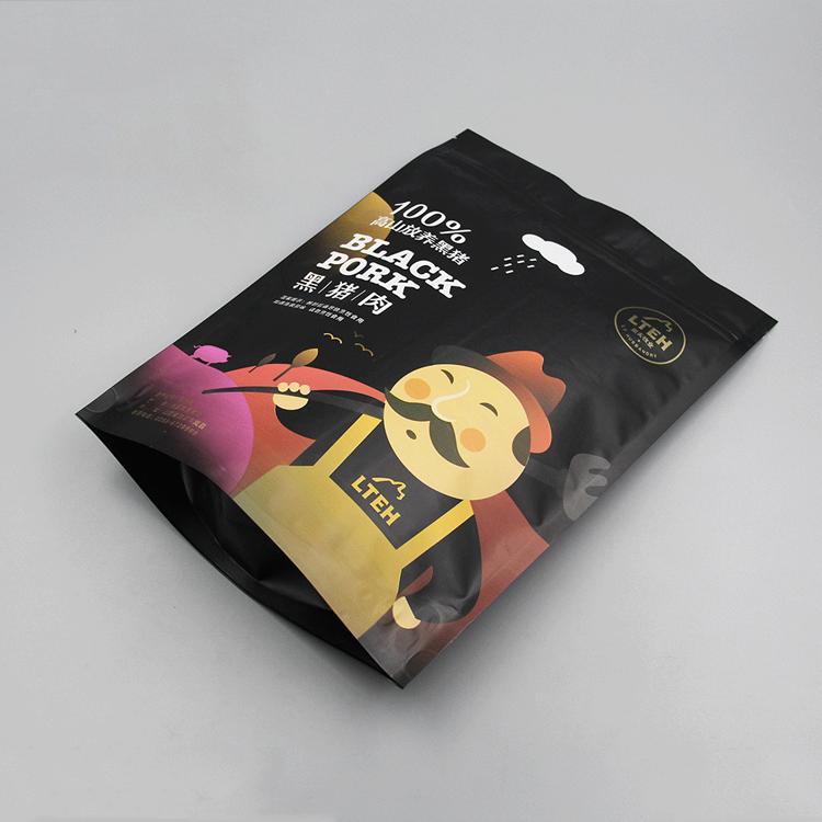 自立袋-肉食包装袋
