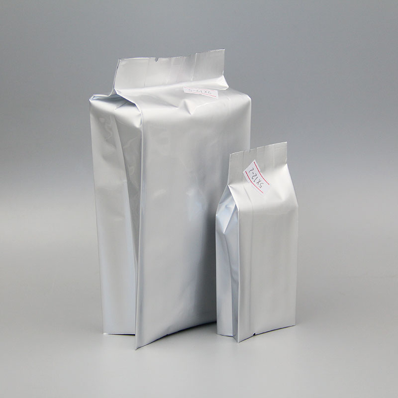 四边封纯铝包装袋