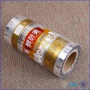 我們的卷材(cai)用在食chen)pin)包裝(zhuang)上